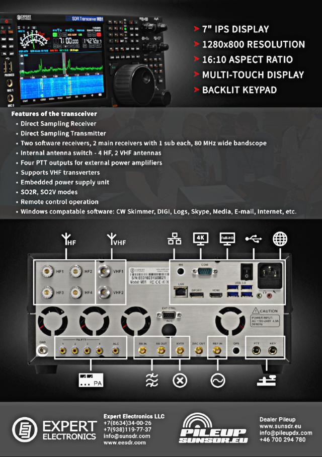 Expert Electronics SDR Transceiver MB1 Sans_473