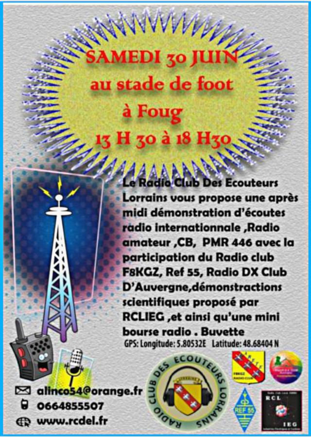 Démonstrations par le Radio-club RCLIEG Lorrains à Foug (54) (30/06/2018) Sans_474