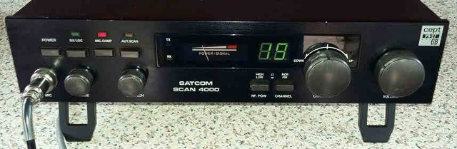 Satcom Scan 4000 (Base/Mobile) Satcom10