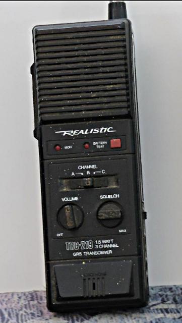 Realistic TRC-219 (Portable) Scree138