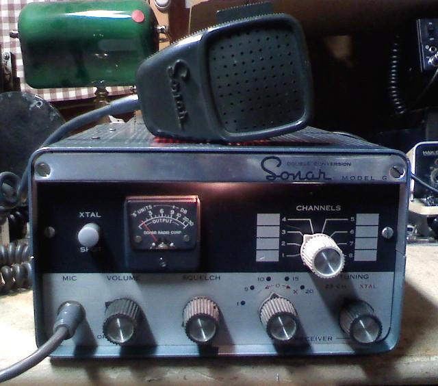 """Sonar """"G"""" (Base) Sonar-10"""
