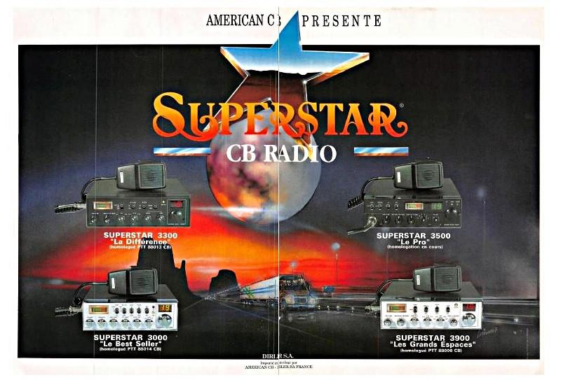 superstar 3500