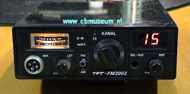 TFT-FM2002 (Mobile) Tftfm210