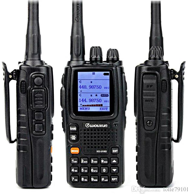 Wouxun KG-UV9D (Portable) Wouxun12
