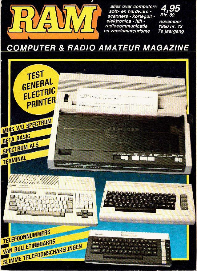 RAM (Magazine (USA)  Wpe87410