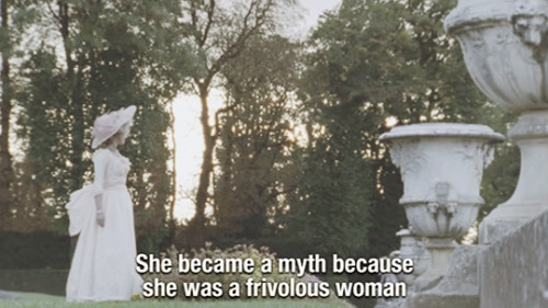 Marie-Antoinette avec Caroline Bernard docu-fiction de Grubin) - Page 2 Tumblr10