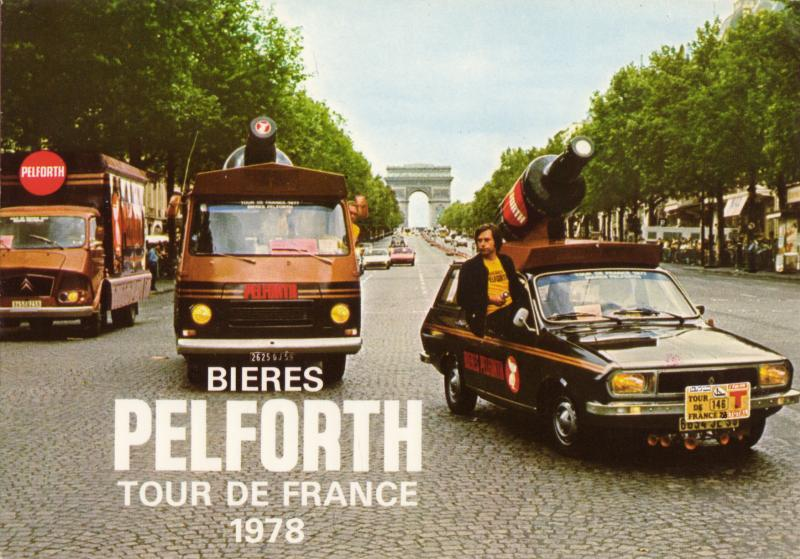 """bidouilles"" miniatures ""TOUR de FRANCE"" Pelfor12"