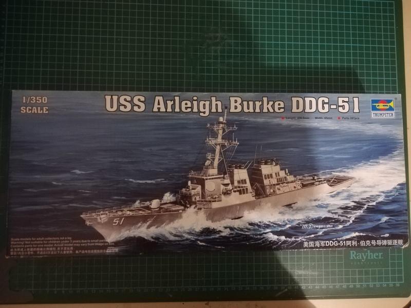 USS Arleigh Burke DDG--51 (Trumpeter 1/350) Img_2233