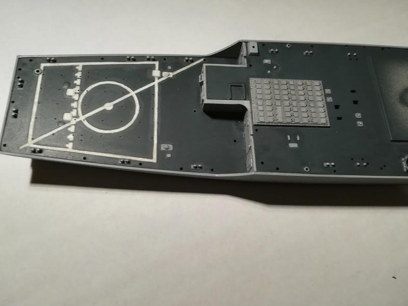 USS Arleigh Burke DDG--51 (Trumpeter 1/350) - Page 3 Img_2643
