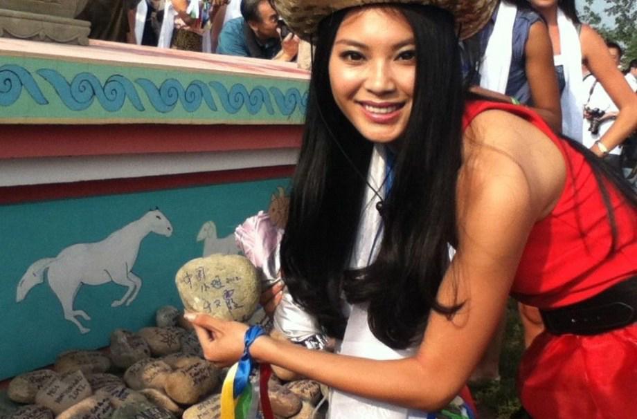 wenxia yu, miss world 2012.  - Página 3 00016c10