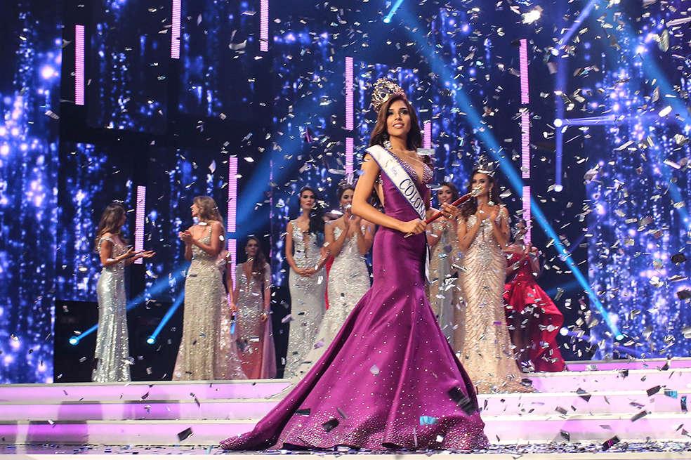 laura gonzalez, 1st runner-up de miss universe 2017. - Página 4 000_mu10