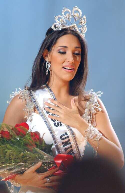 ════ ∘◦❁◦∘ ════ Amelia Vega, Miss Universe 2003. ════ ∘◦❁◦∘ ════ 0610