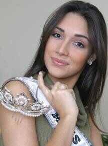 ════ ∘◦❁◦∘ ════ Amelia Vega, Miss Universe 2003. ════ ∘◦❁◦∘ ════ 07011