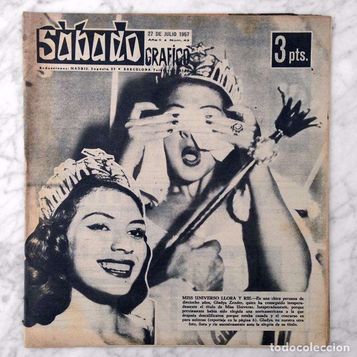 gladys zender, miss universe 1957. primera latina a vencer este concurso. - Página 2 10050310