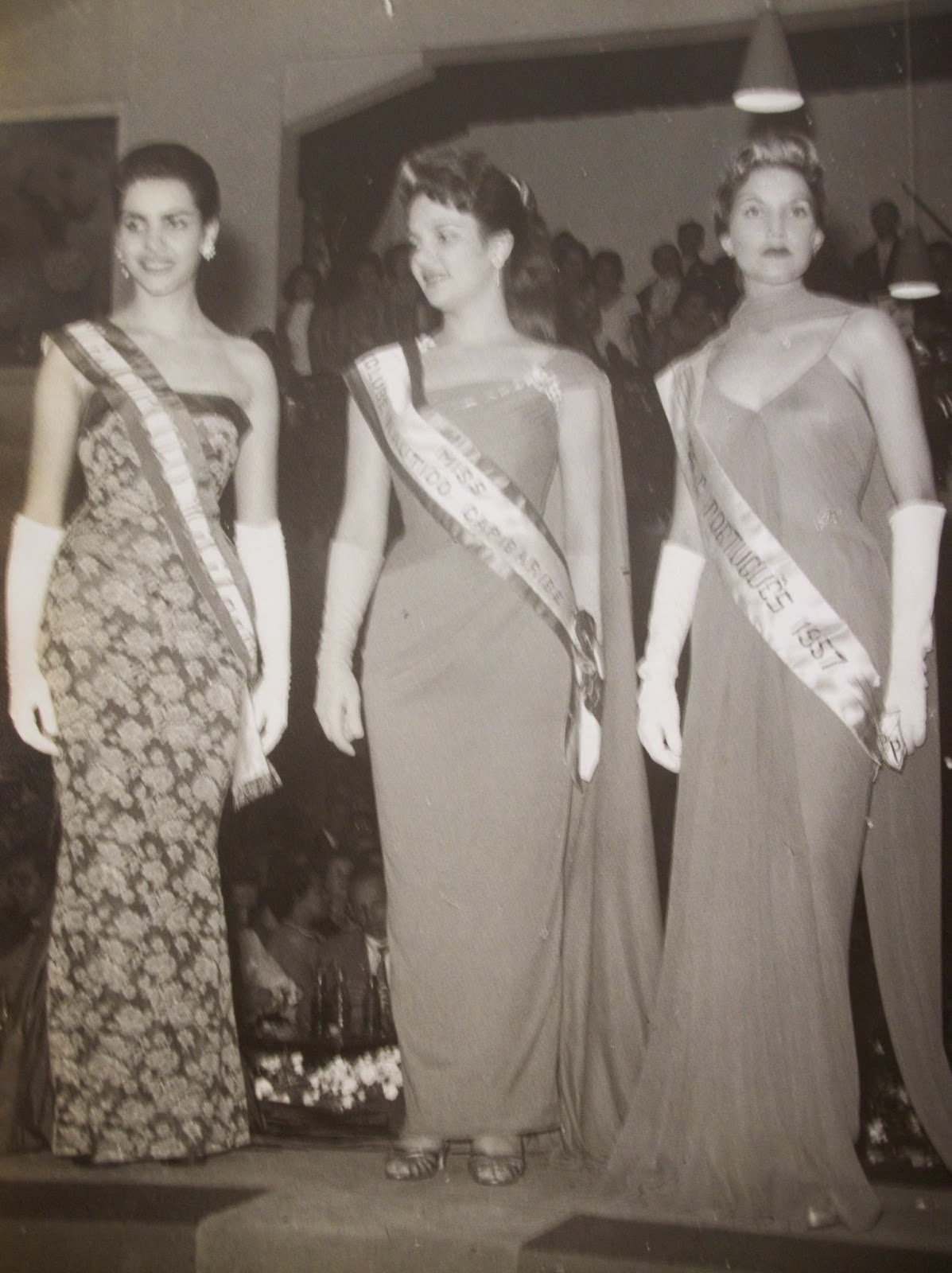 sonia maria campos, 6th runner-up de miss world 1958. primeira brasileira a participar de miss world. 100_9110