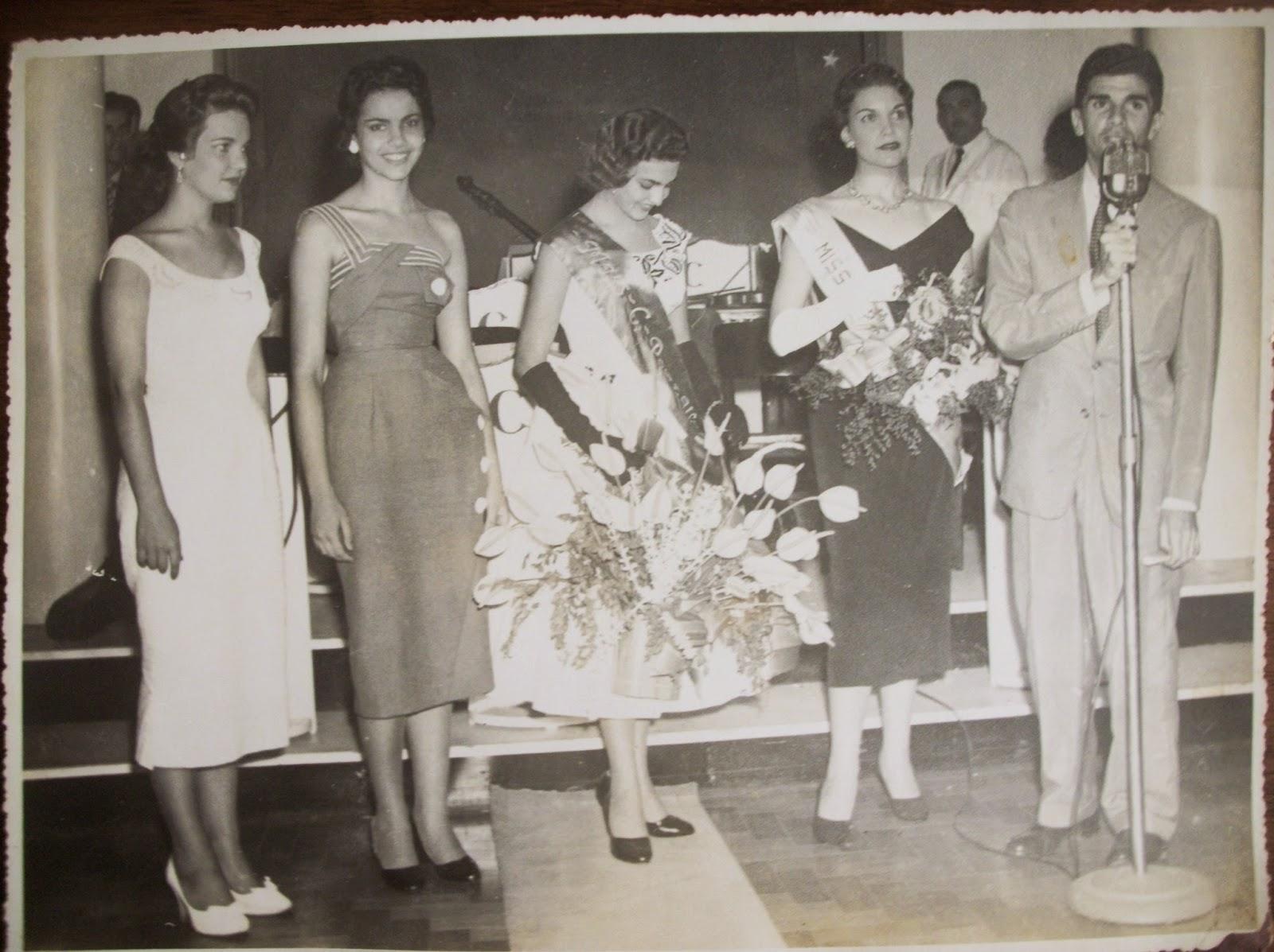 sonia maria campos, 6th runner-up de miss world 1958. primeira brasileira a participar de miss world. 100_9710