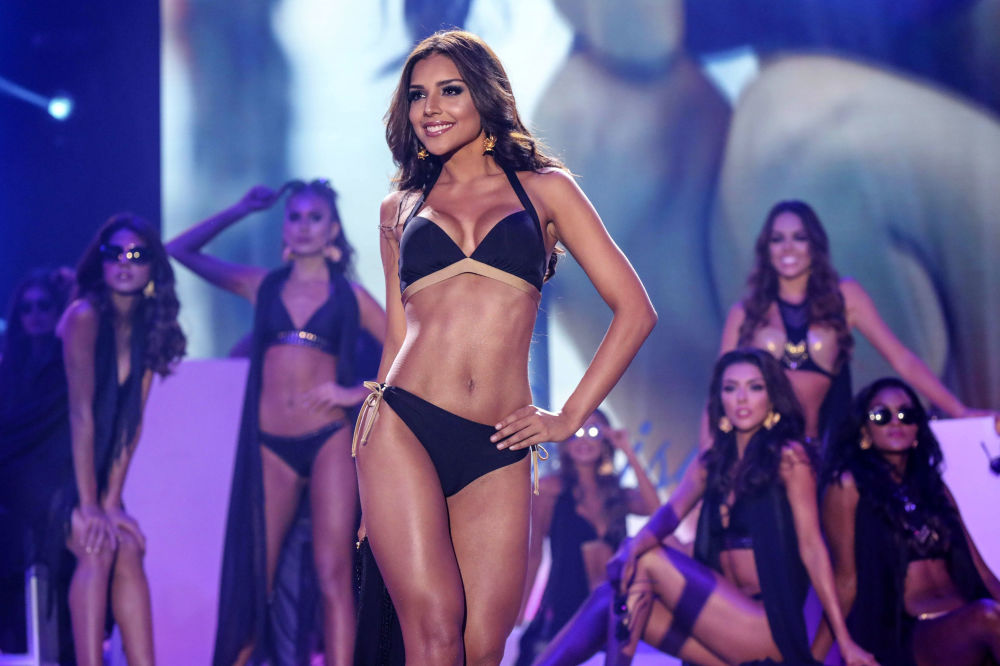 laura gonzalez, 1st runner-up de miss universe 2017. 10519110