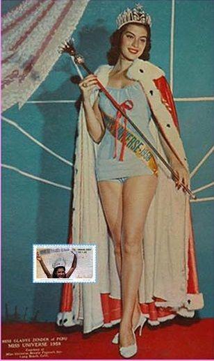 gladys zender, miss universe 1957. primera latina a vencer este concurso. - Página 3 11022410