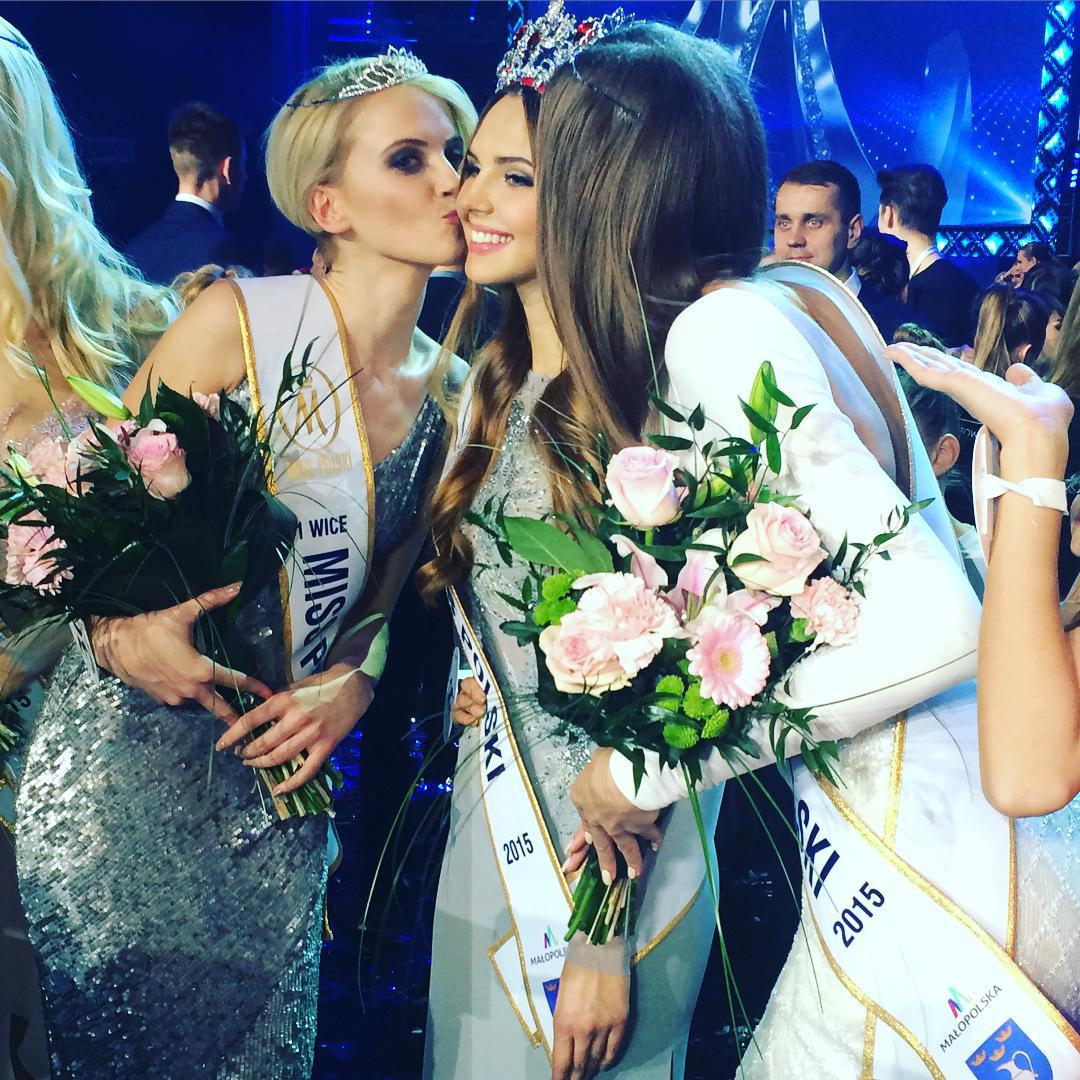 magdalena bienkowska, 2nd runner-up de miss supranational 2018/top 40 de miss world 2017/top 15 de miss international 2016. 11265110