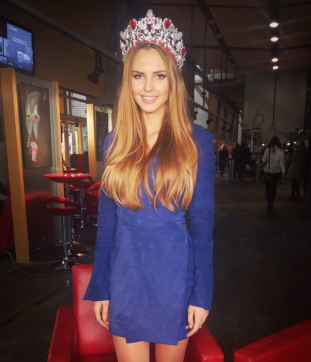 magdalena bienkowska, 2nd runner-up de miss supranational 2018/top 40 de miss world 2017/top 15 de miss international 2016. - Página 2 12338710