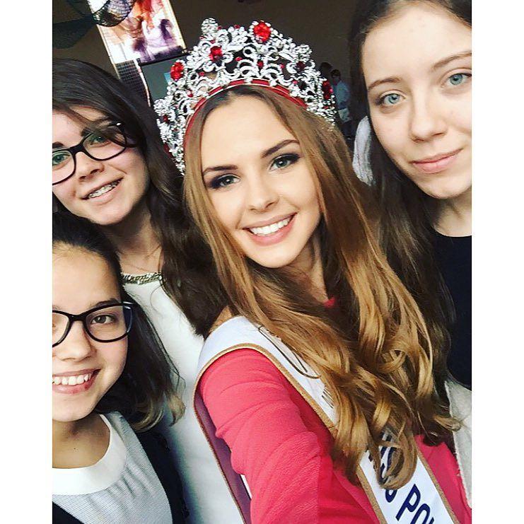 magdalena bienkowska, 2nd runner-up de miss supranational 2018/top 40 de miss world 2017/top 15 de miss international 2016. - Página 3 12338810