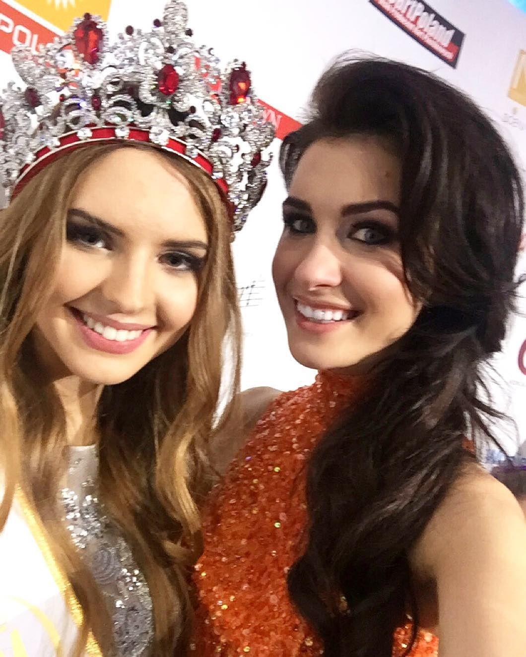 magdalena bienkowska, 2nd runner-up de miss supranational 2018/top 40 de miss world 2017/top 15 de miss international 2016. - Página 2 12354110