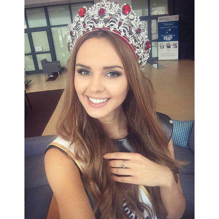 magdalena bienkowska, 2nd runner-up de miss supranational 2018/top 40 de miss world 2017/top 15 de miss international 2016. - Página 2 12357410