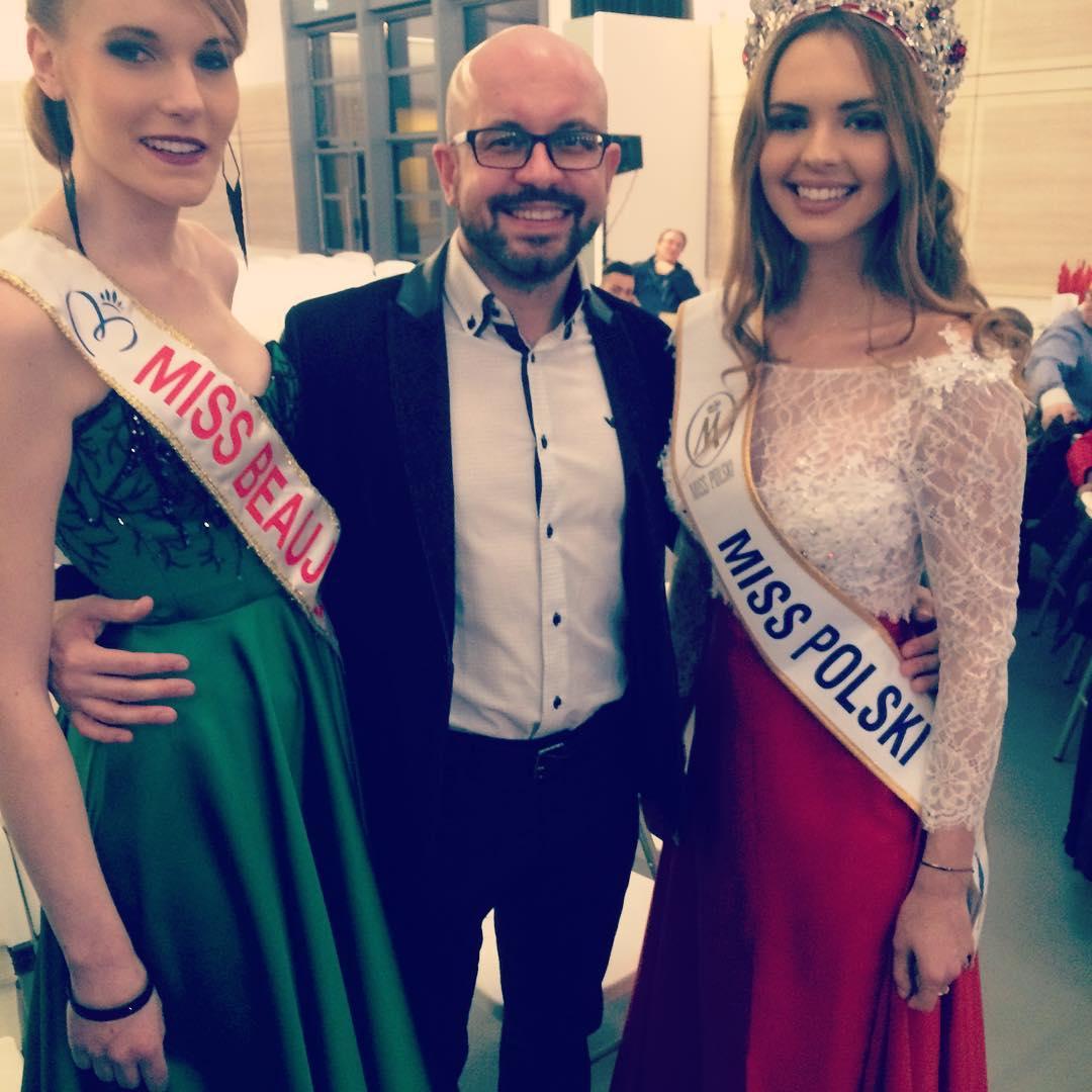 magdalena bienkowska, 2nd runner-up de miss supranational 2018/top 40 de miss world 2017/top 15 de miss international 2016. - Página 3 12825710