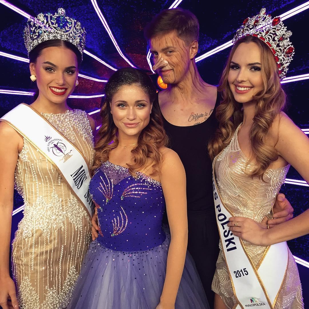 magdalena bienkowska, 2nd runner-up de miss supranational 2018/top 40 de miss world 2017/top 15 de miss international 2016. - Página 5 12918610