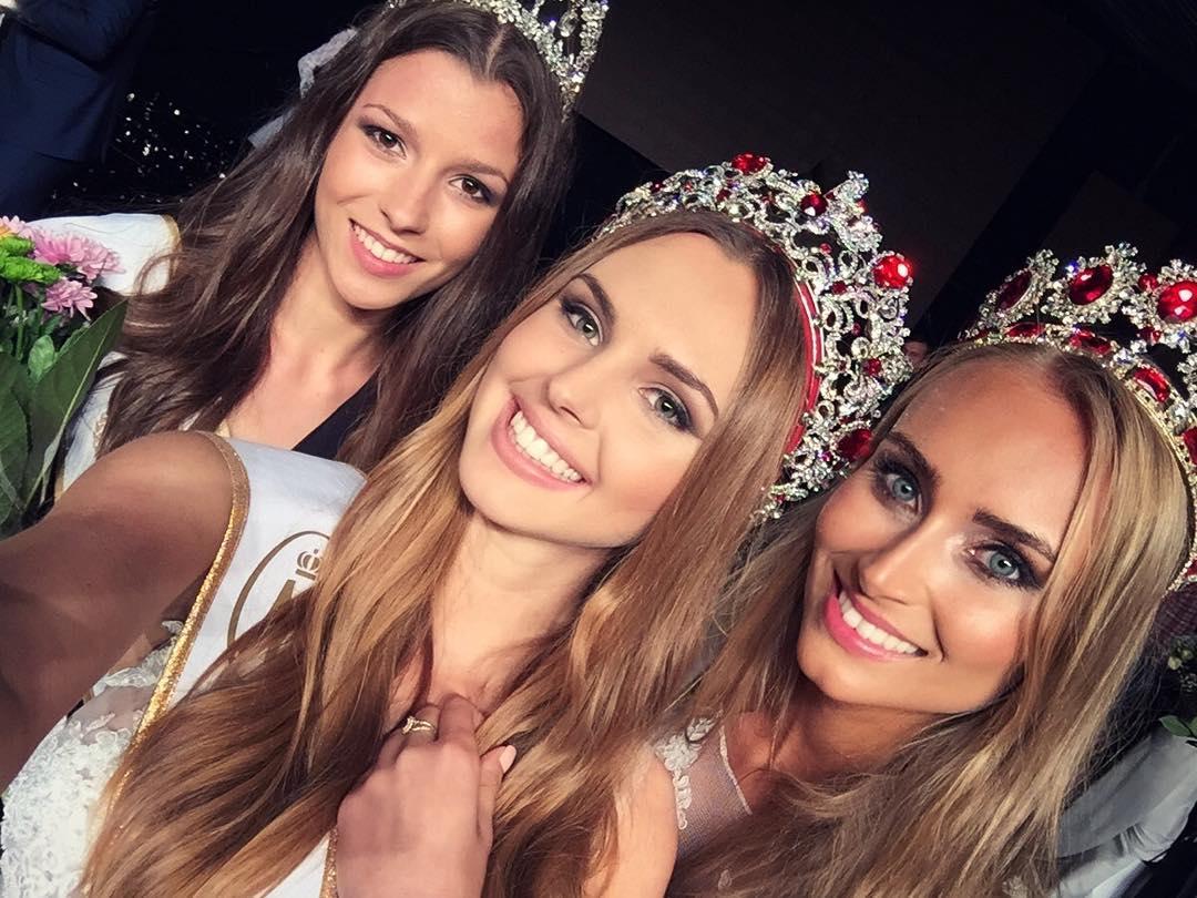 magdalena bienkowska, 2nd runner-up de miss supranational 2018/top 40 de miss world 2017/top 15 de miss international 2016. - Página 5 13256910