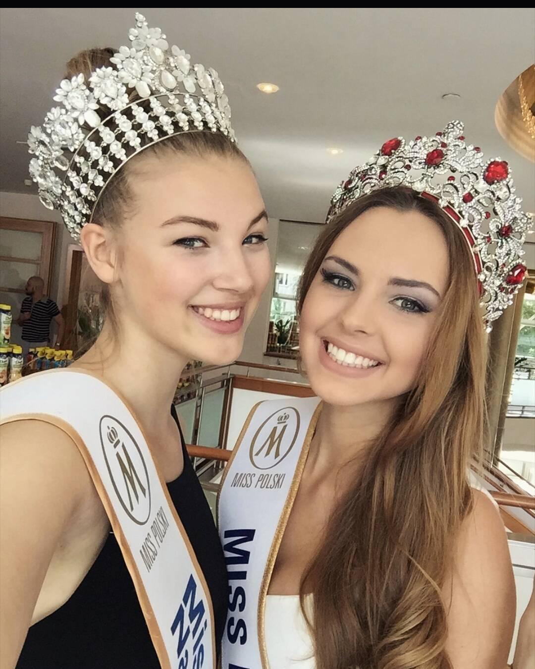magdalena bienkowska, 2nd runner-up de miss supranational 2018/top 40 de miss world 2017/top 15 de miss international 2016. - Página 5 13381110