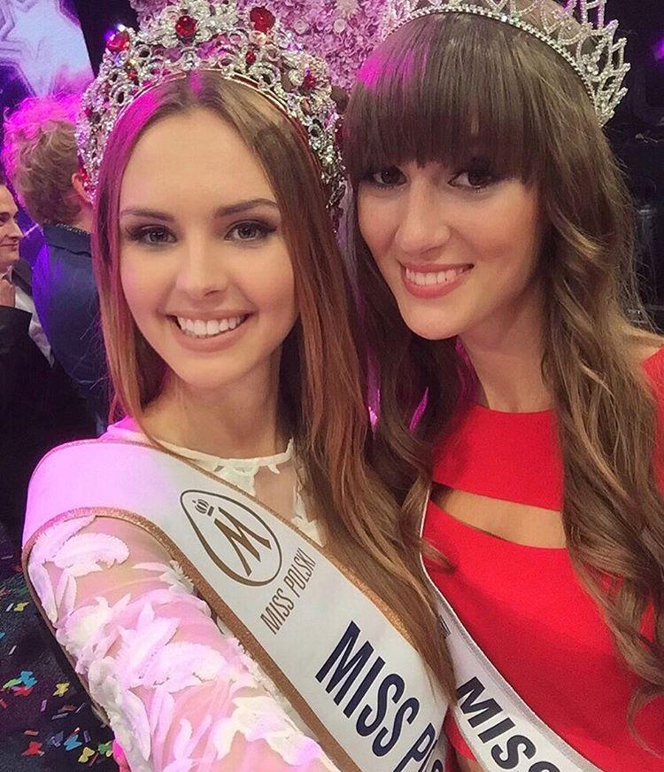 magdalena bienkowska, 2nd runner-up de miss supranational 2018/top 40 de miss world 2017/top 15 de miss international 2016. - Página 5 13388410