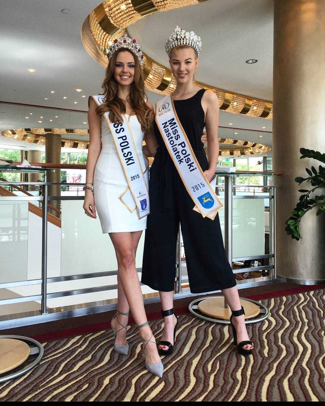 magdalena bienkowska, 2nd runner-up de miss supranational 2018/top 40 de miss world 2017/top 15 de miss international 2016. - Página 6 13388610