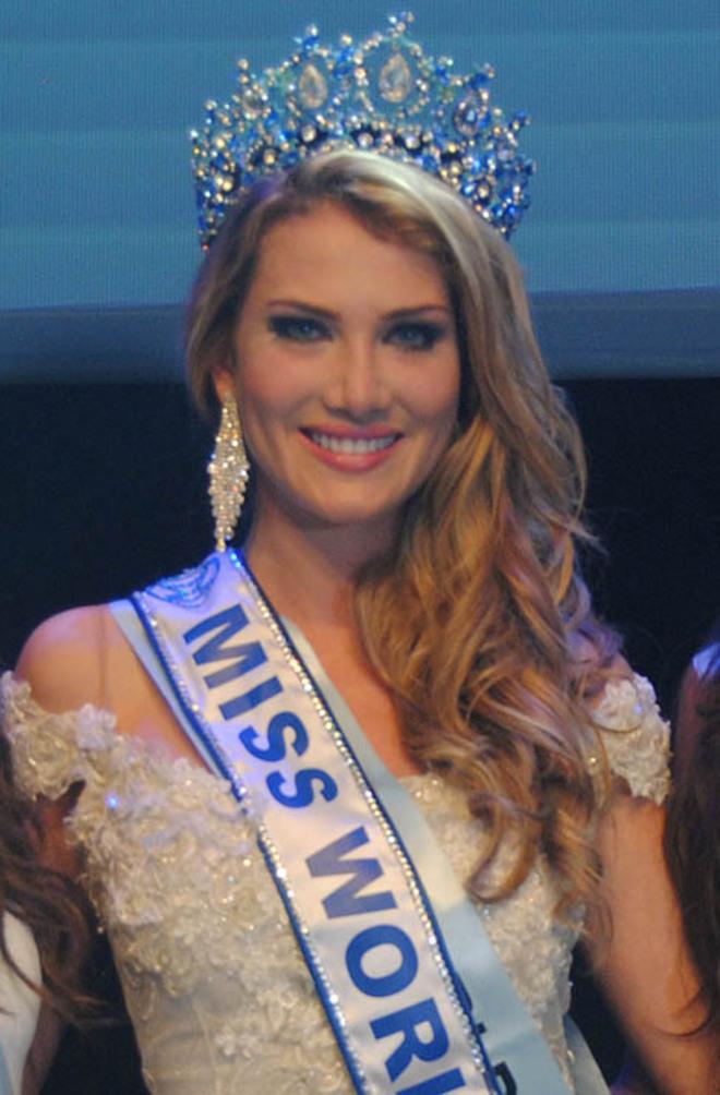 mireia lalaguna, miss world 2015. - Página 2 14458510