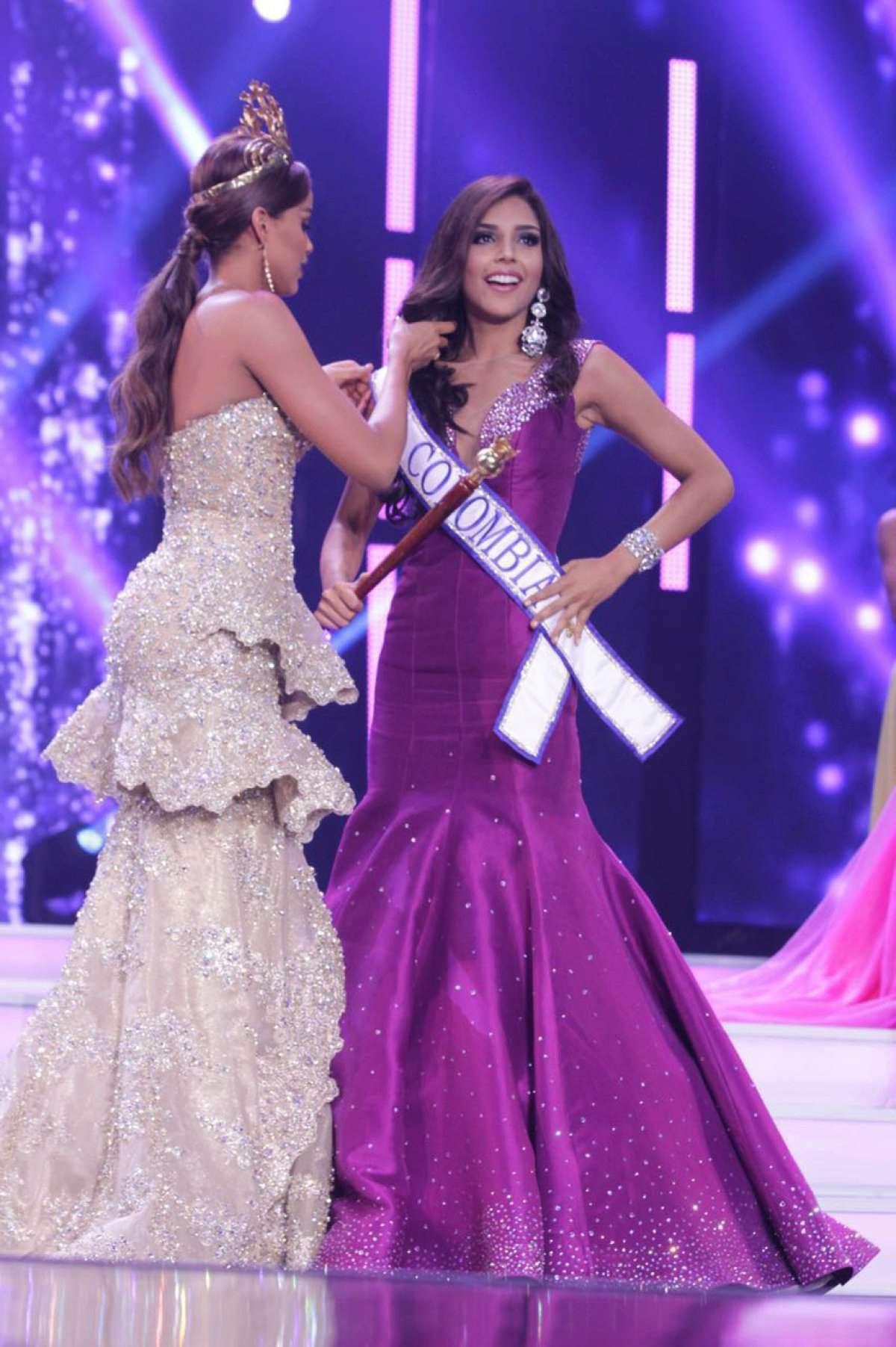 laura gonzalez, 1st runner-up de miss universe 2017. - Página 4 14901310