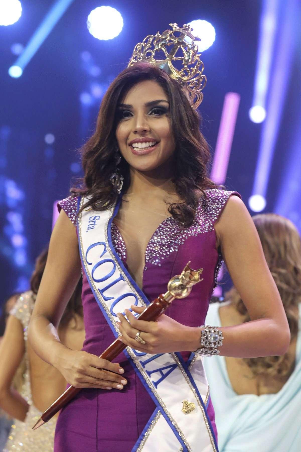 laura gonzalez, 1st runner-up de miss universe 2017. 14902410
