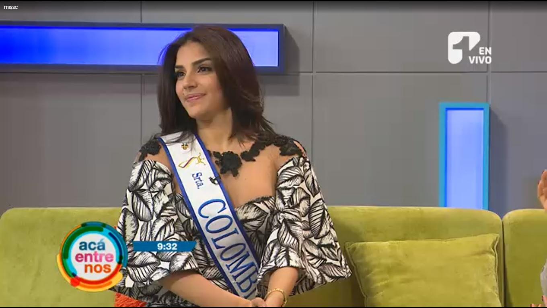laura gonzalez, 1st runner-up de miss universe 2017. - Página 5 16322310