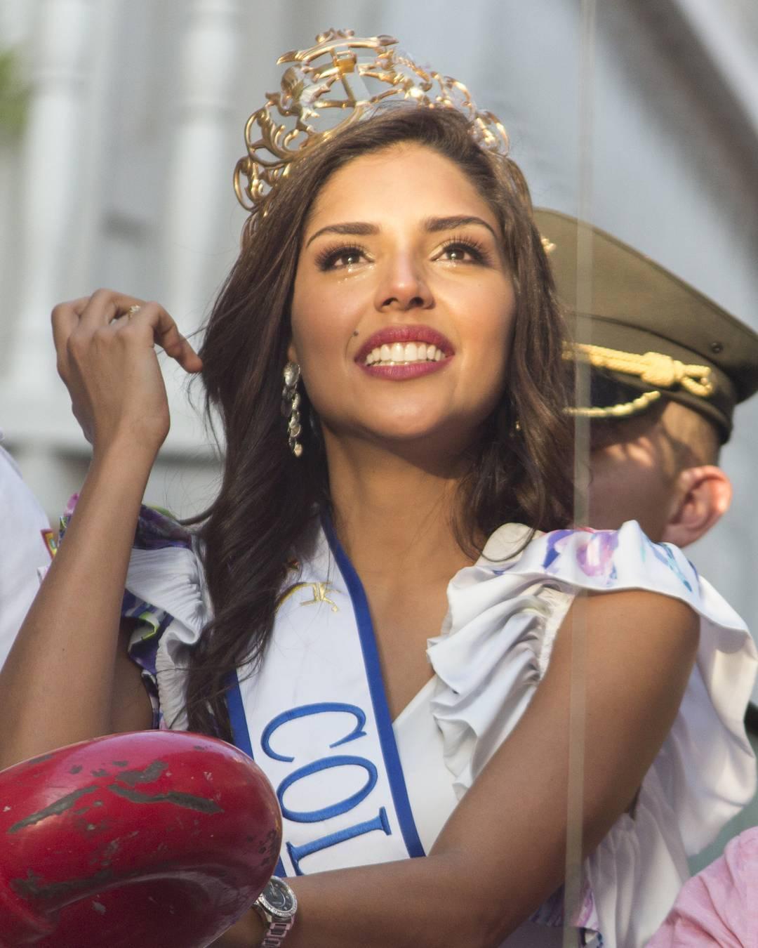 laura gonzalez, 1st runner-up de miss universe 2017. 17267510