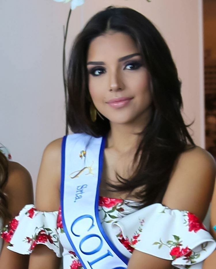 laura gonzalez, 1st runner-up de miss universe 2017. 18646510