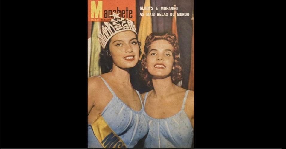 gladys zender, miss universe 1957. primera latina a vencer este concurso. - Página 2 1957--10