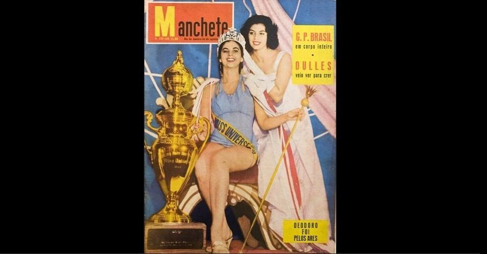 gladys zender, miss universe 1957. primera latina a vencer este concurso. - Página 2 1958--10