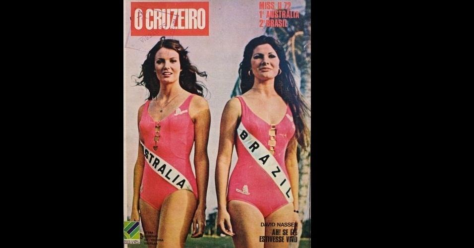 rejane goulart (rejane vieira), top 2 de miss universe 1972 (11/15/1954 - 12/26/2013). † 1972--10