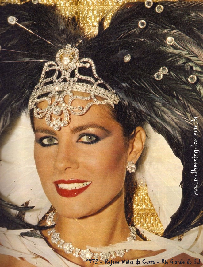 rejane goulart (rejane vieira), top 2 de miss universe 1972 (11/15/1954 - 12/26/2013). † 1972-r10