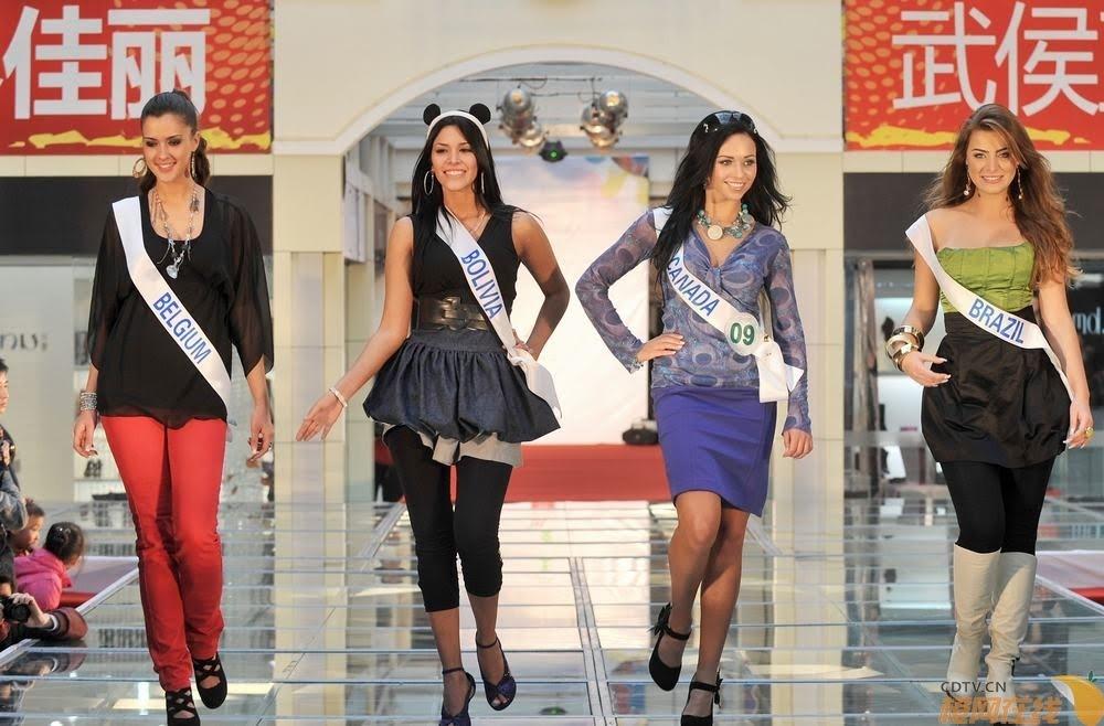 rayanne morais, semifinalista de miss international 2009. - Página 3 20091113