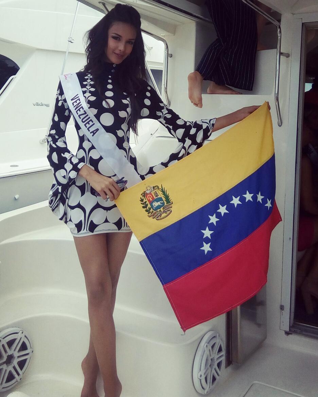 ¡Venezolana Lisandra Chirinos gana Miss Latinoamérica 2017! 22070710