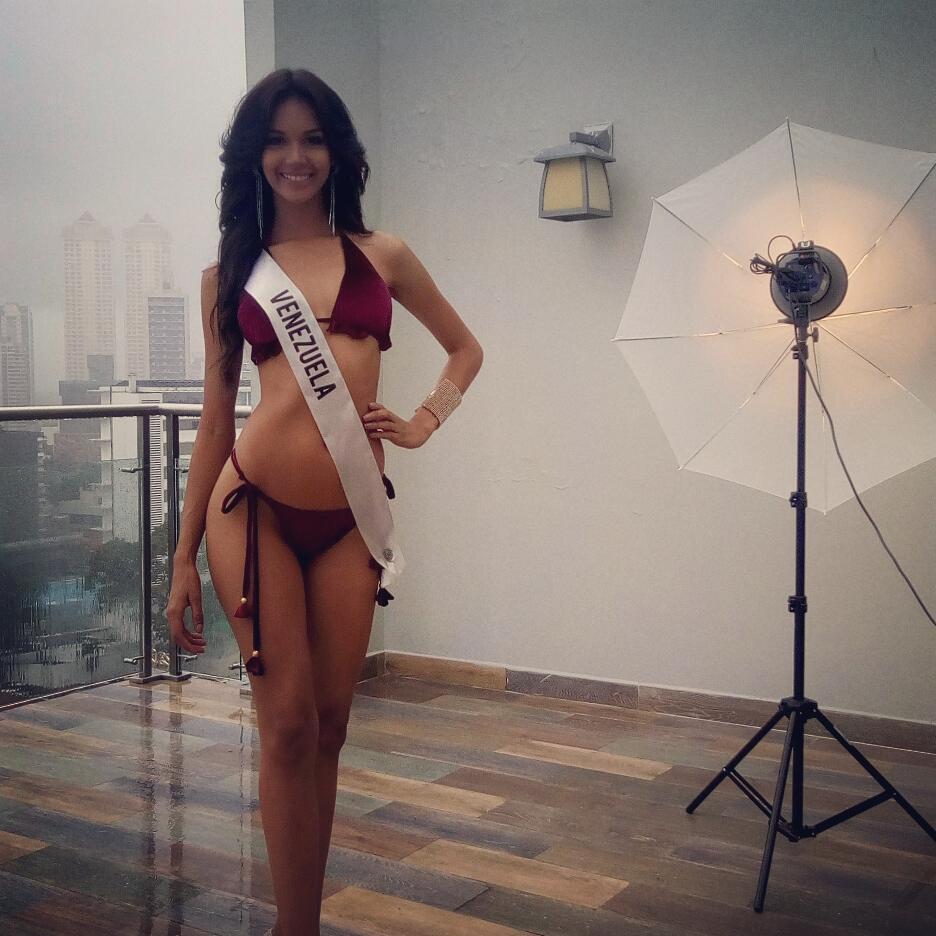 ¡Venezolana Lisandra Chirinos gana Miss Latinoamérica 2017! 22159110