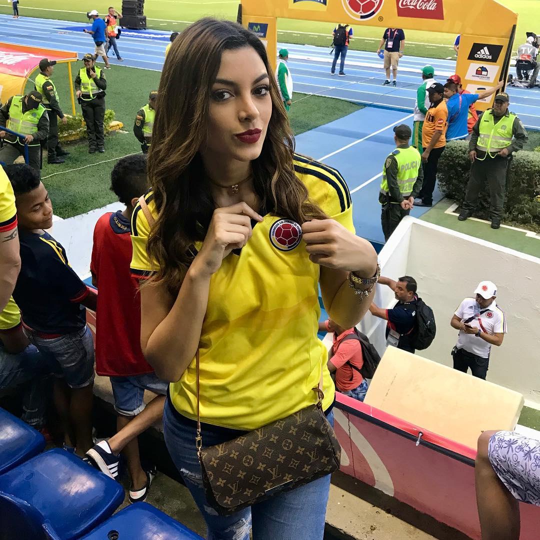 martha martinez, 1st runner-up de miss supranational 2017. - Página 2 22277410