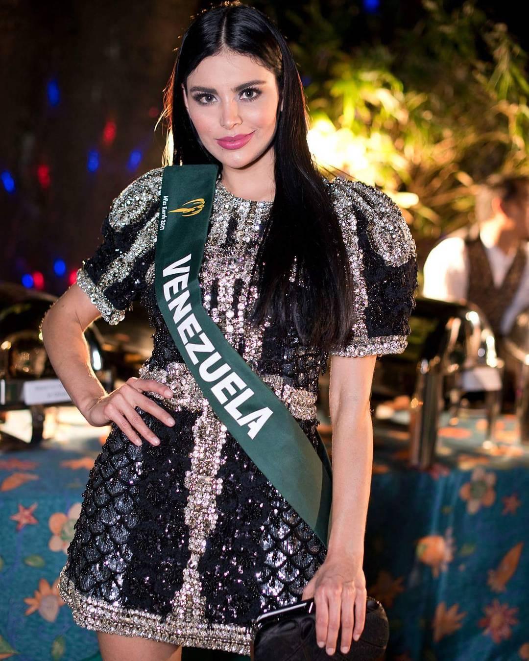 ninoska vasquez, top 8 de miss earth 2017. - Página 2 22278310