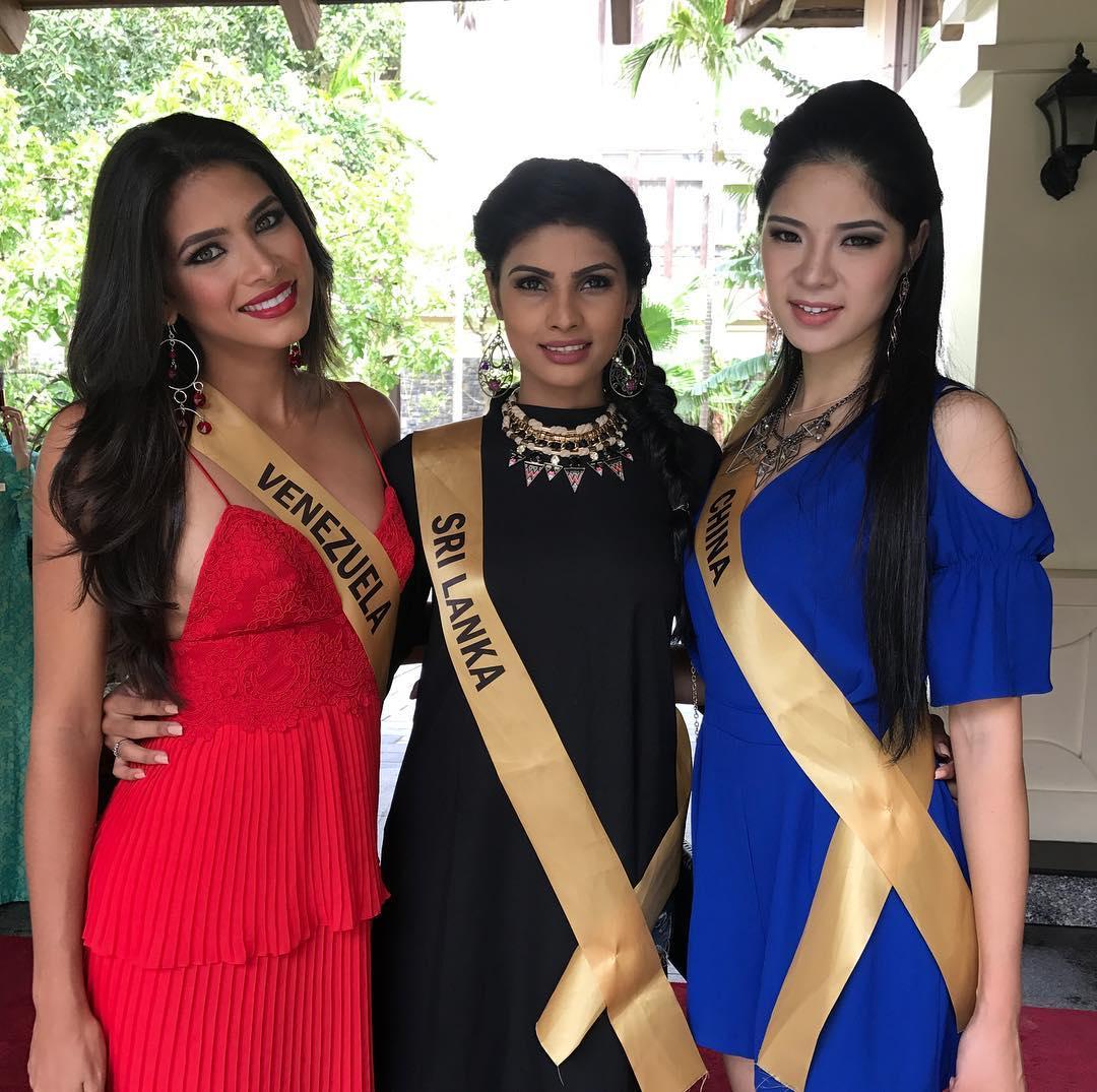 tulia aleman, 1st runner-up de miss grand international 2017. - Página 5 22280212