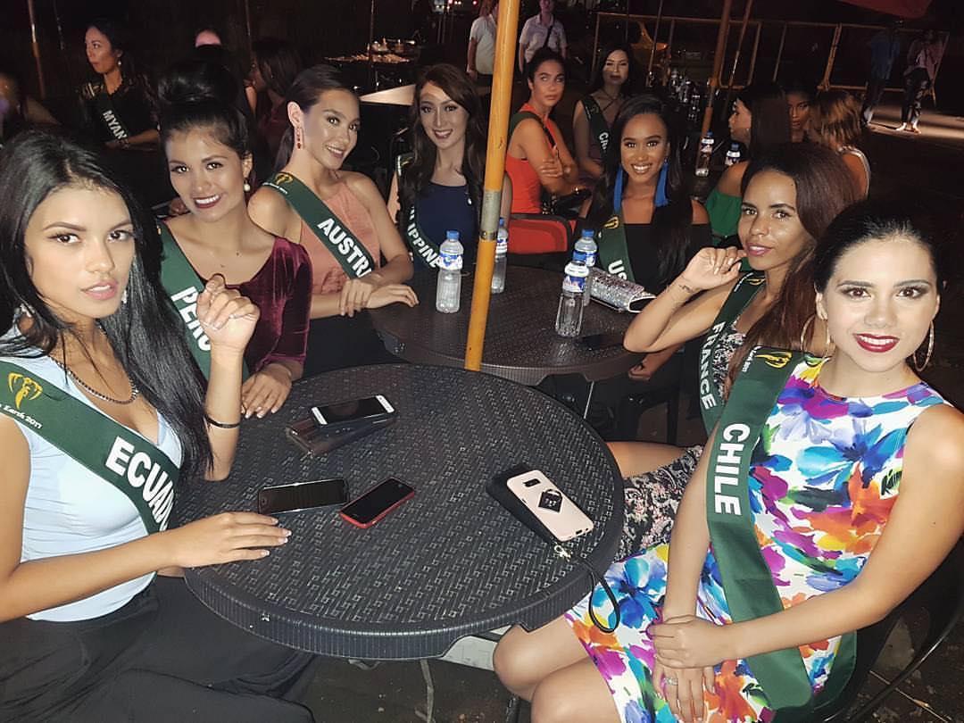 karen isabel rojas, miss tourism world peru 2019/top 20 de miss asia pacific international 2018/miss earth peru 2017. - Página 3 22280311